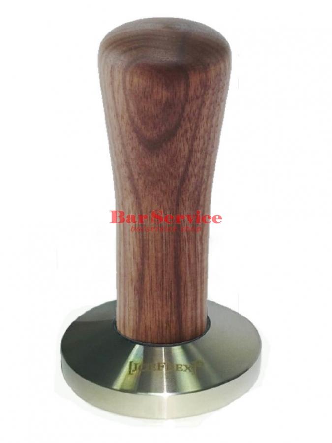 Темпер JoeFrex D58 Classic Short, орех, плоский сталь в Орле
