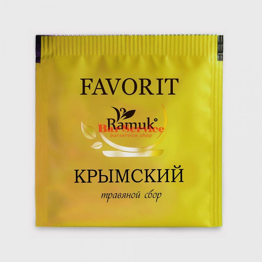 Чайный напиток Ramuk favorit Крымский 200*1.5г в Орле