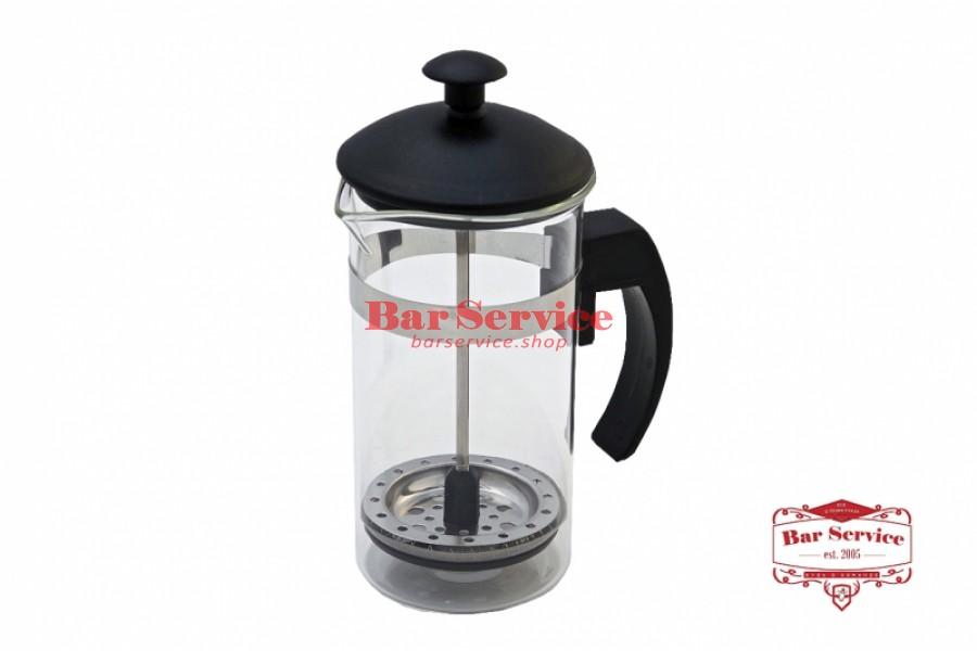 Чайник-кофейник Черный Объем: 350 мл. (френч пресс) в Орле